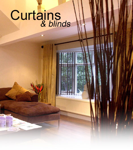 Curtain And Blinds Service