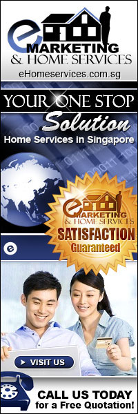 Your one stop solutions for internet marketing & Home services in Singapore