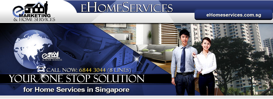 Your one stop solution for internet marketing & home services in Singapore