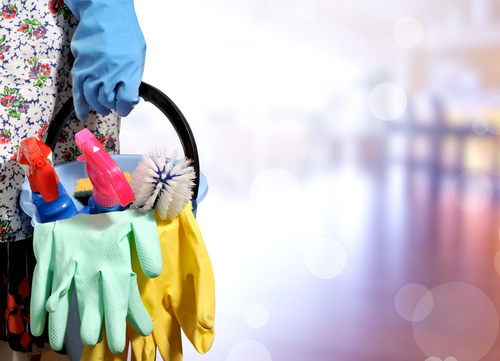 Home Cleaning Mistakes