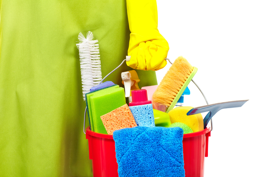 how to plan spring cleaning for home before cny