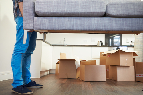Licensed local movers