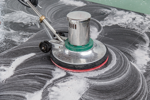 How To Polish Restore Marble Flooring - How to polish marble floors by machine